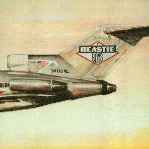 BEASTY BOYS - LICENSED TO Ill (1986)