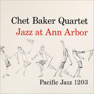 Chet Baker - Pacific Jazz (1955) Design William Claxton Drawings - Colleen Lewis