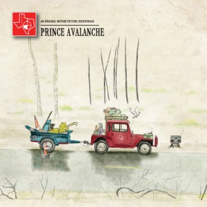 EXPLOSIONS IN THE SKY - PRINCE AVALANCHE (2013)