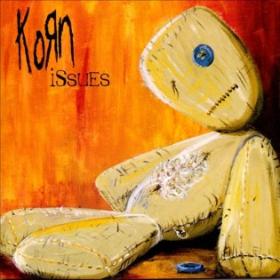 KORN - Issues (1999) Diseñada por Erin Haley