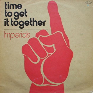 The Imperials- Time to Get it Together (1971)